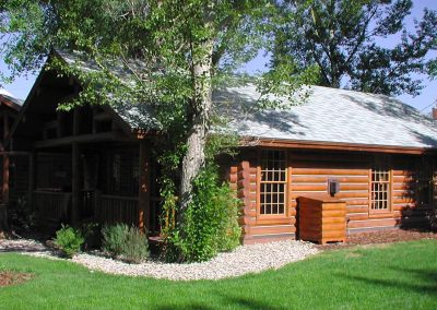 The Yellowstone Cabin