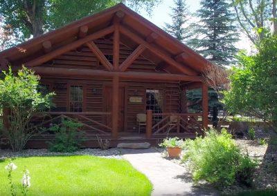 Madison Log Cabin