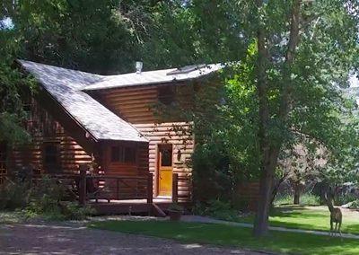 Homestead Main House