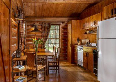 ennis montana log cabin
